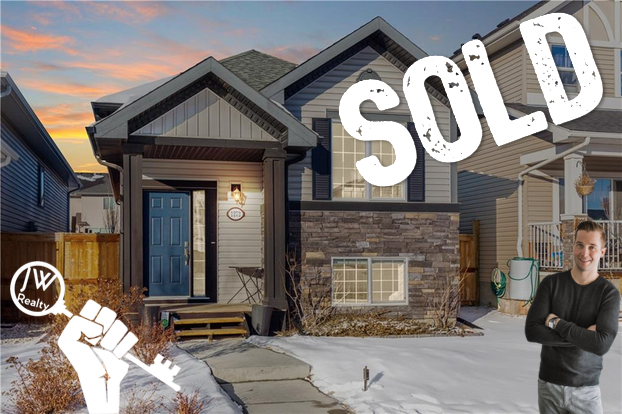 Airdrie Home Sold by Top Local Realtor Justin Wiechnik of the JW Realty Team at Grassroots Realty Group