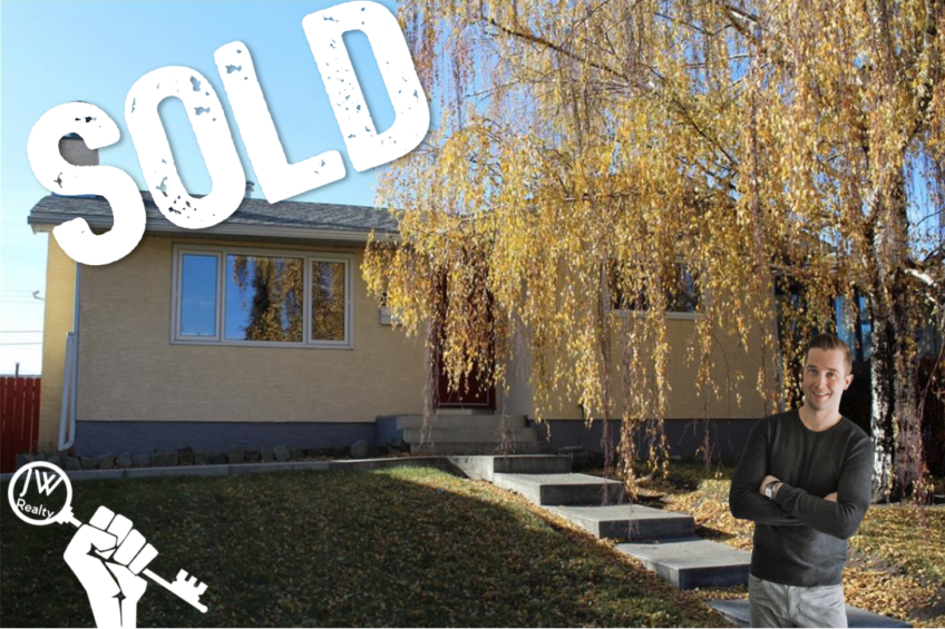 Dover Calgary Sold Home by Justin Wiechnik