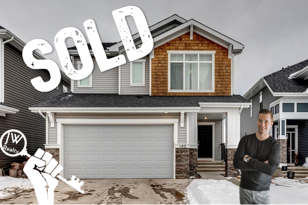 Sunset Ridge home sold by Justin Wiechnik of the JW Realty Team at Grassroots Realty Group