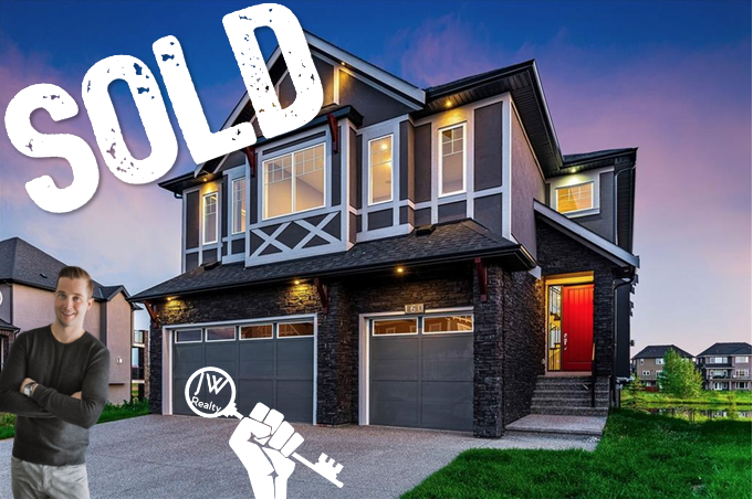 Chestermere Sold Home by Justin Wiechnik