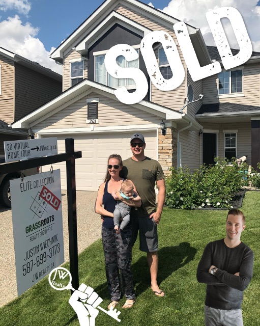 Royal Oak Sold Home by Justin Wiechnik