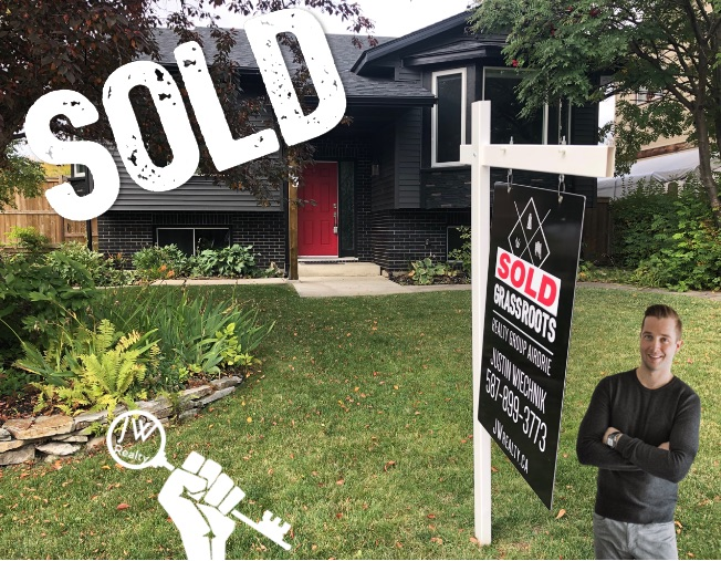 Meadowbrook Airdrie Sold Home by Justin Wiechnik