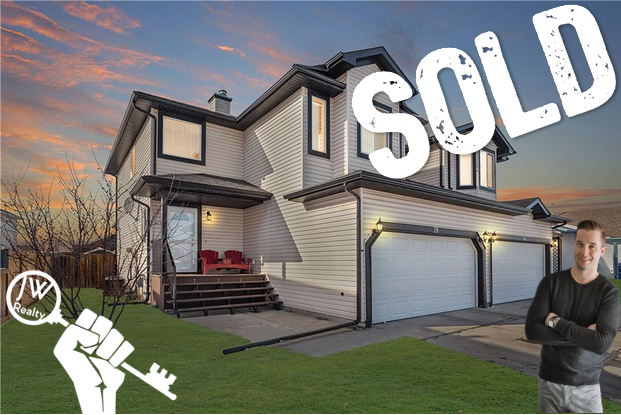78 Canoe Square SW Airdrie Sold by Justin Wiechnik of the JW Realty Team at Grassroots Realty Group | C4288513