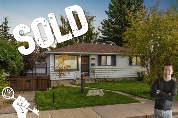 Bowness Sold Home by Justin Wiechnik