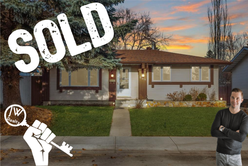 Ogden Calgary Sold Home by Justin Wiechnik