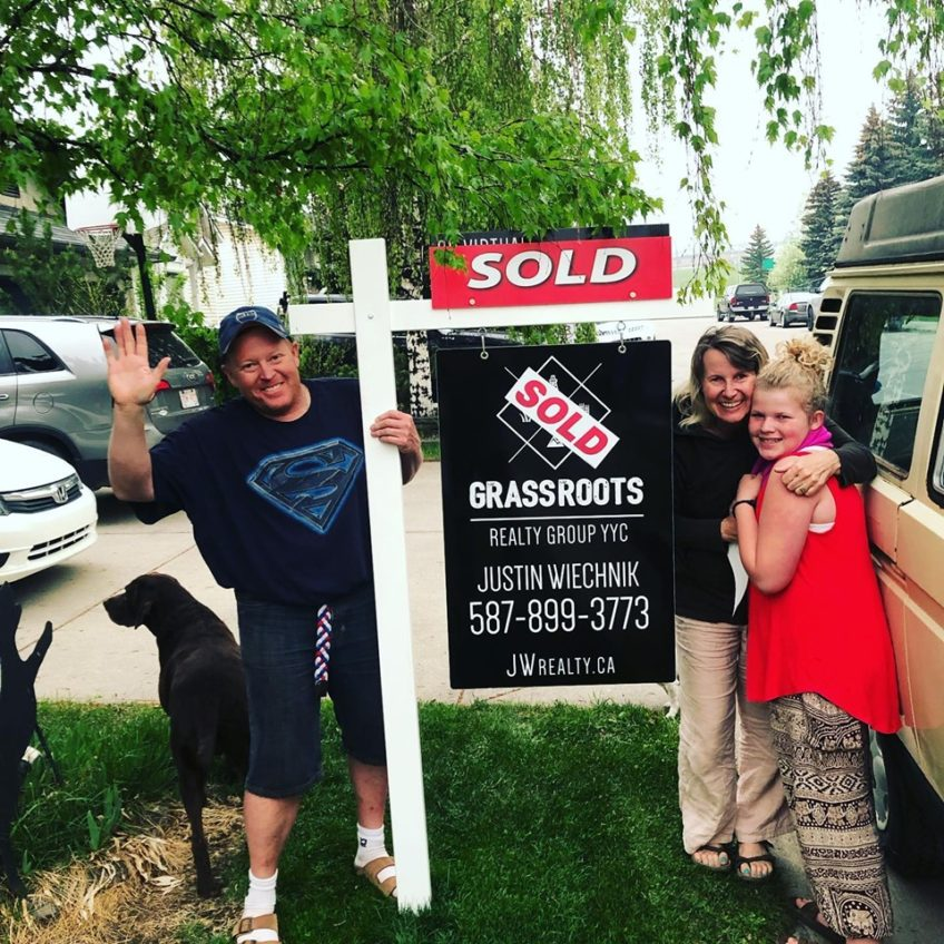 Harvest Hills Calgary Sold Home by Justin Wiechnik