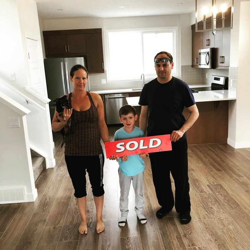 Cochrane First Time Home Buyers with Justin Wiechnik