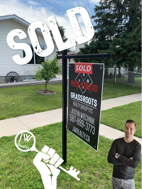 Pineridge Calgary Sold Home by Justin Wiechnik