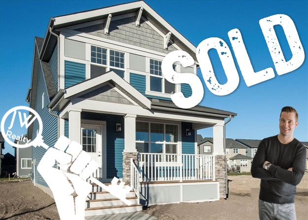 Sunset Ridge Cochrane Sold Home by Justin Wiechnik