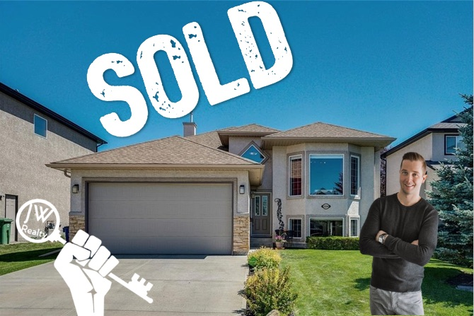 Sunterra Ridge Cochrane Sold Home by Justin Wiechnik