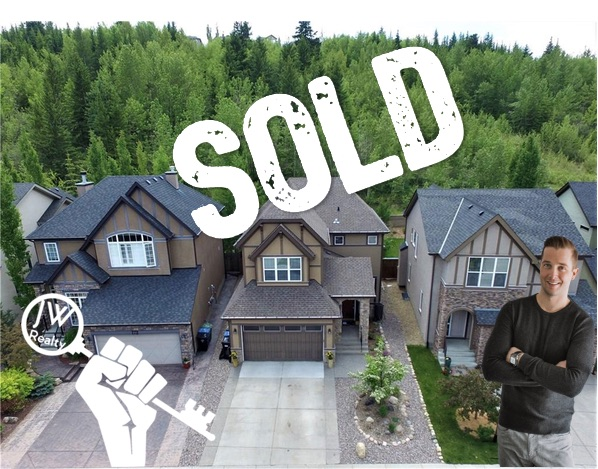Valley Ridge Calgary Sold Home by Justin Wiechnik