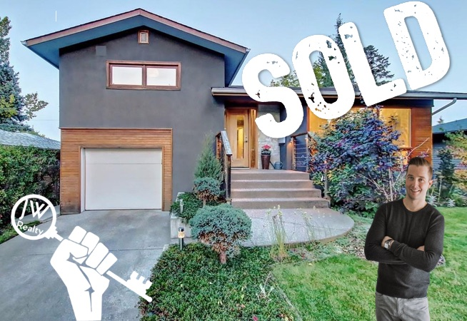 Wildwood Calgary Sold Home by Justin Wiechnik