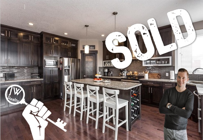 Kinniburgh Chestermere Sold Home by Justin Wiechnik